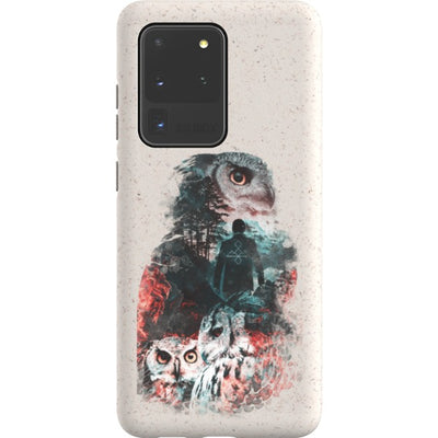 barrettbiggers Samsung Eco-friendly Case twinpeaks