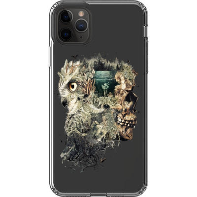 barrettbiggers iPhone JIC Case Forestdream