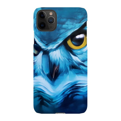 alessandroetsom iPhone Owl