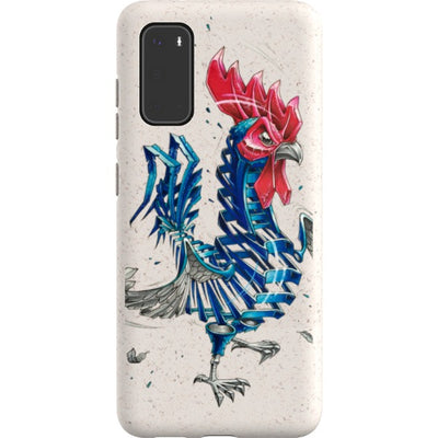 jayn_one Samsung Eco-friendly Case Rooster