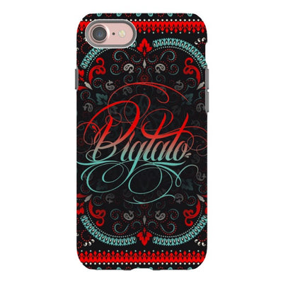 originalbigtato iPhone Tough Case Design 01