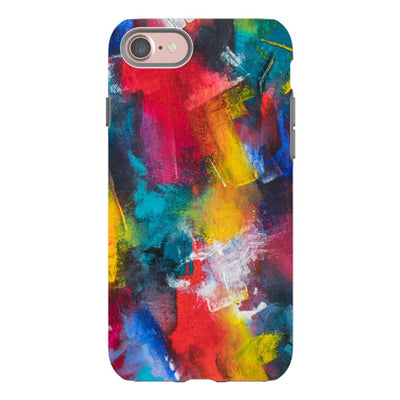 artbykawsar iPhone Tough Case Design 09