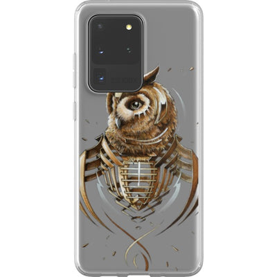 jayn_one Samsung Flexi Case Owl