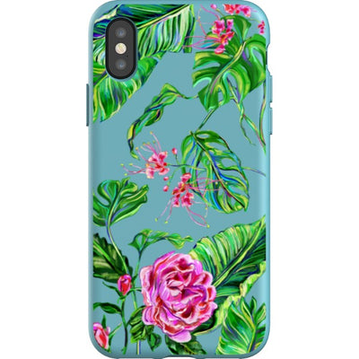 surfaceofbeauty iPhone Flexi Case Design 05
