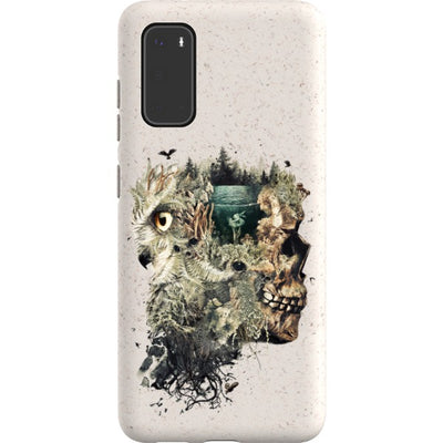 barrettbiggers Samsung Eco-friendly Case forestdream