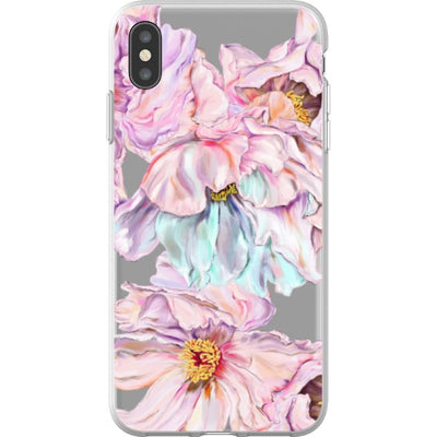 surfaceofbeauty iPhone Flexi Case Design 04