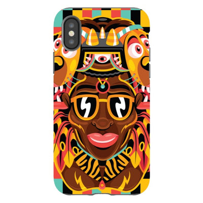 d.okuart iPhone AFROMAN