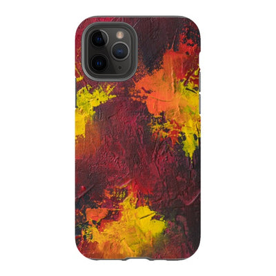 artbykawsar iPhone Tough Case Design 10