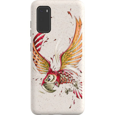 jayn_one Samsung Eco-friendly Case Parrot