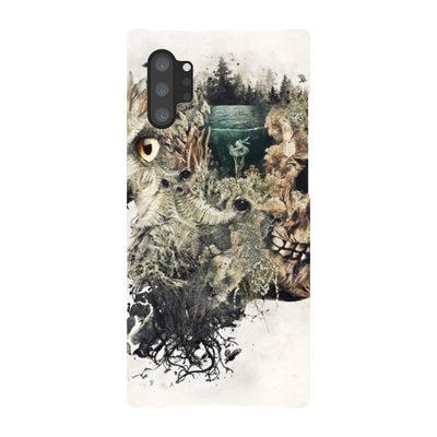 barrettbiggers Samsung Galaxy Note Forest lake dreamer
