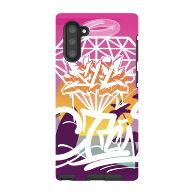 anstylo Samsung Galaxy Note Tough Case Design 04