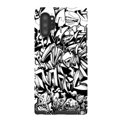 Motick Samsung Galaxy Note Tough Case Design 02