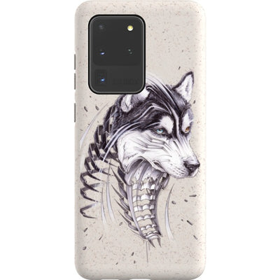 jayn_one Samsung Eco-friendly Case Husky