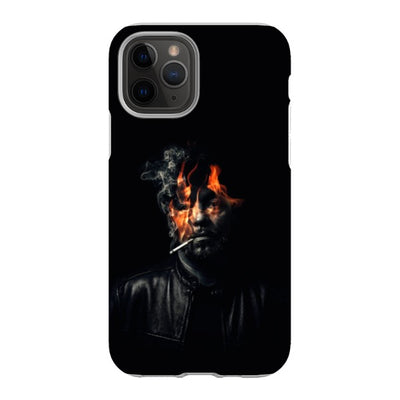 saxon_edits iPhone Tough Case Design 01