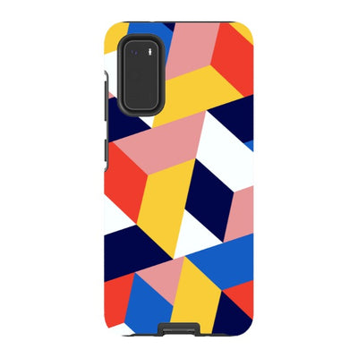 reba.renee Samsung Tough Case Design 01