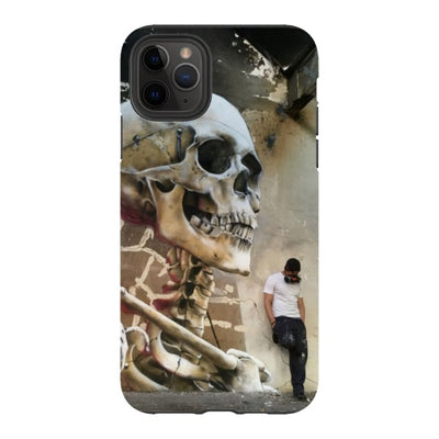 scaf_oner iPhone Tough Case Design 05