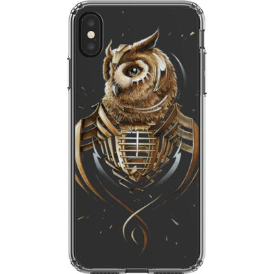 jayn_one iPhone JIC Case Owl