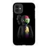 iPhone 11 Tough Case (Black TPU) in Matte