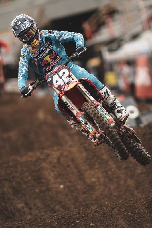 MICHAEL MOSIMAN CLAIMS FOURTH AT SALT LAKE CITY SX