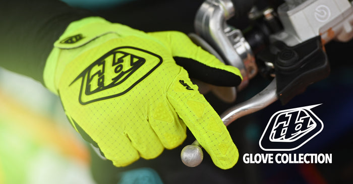 Troy Lee Designs Guide: Moto Gloves 101