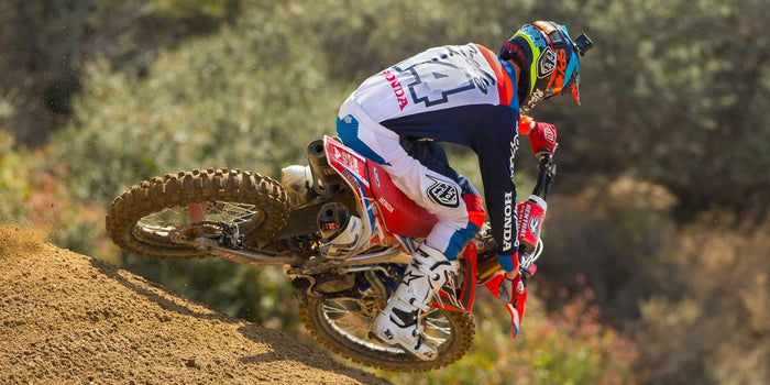 Glen Helen MX Race Report - Nelson 3rd in 2nd Moto