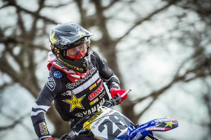 Troy Lee Designs Signs Sam Gaynor
