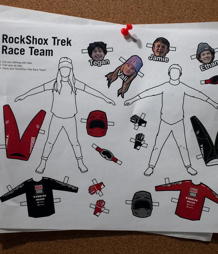 ROCKSHOX TREK RACE TEAM 2021 INTRO