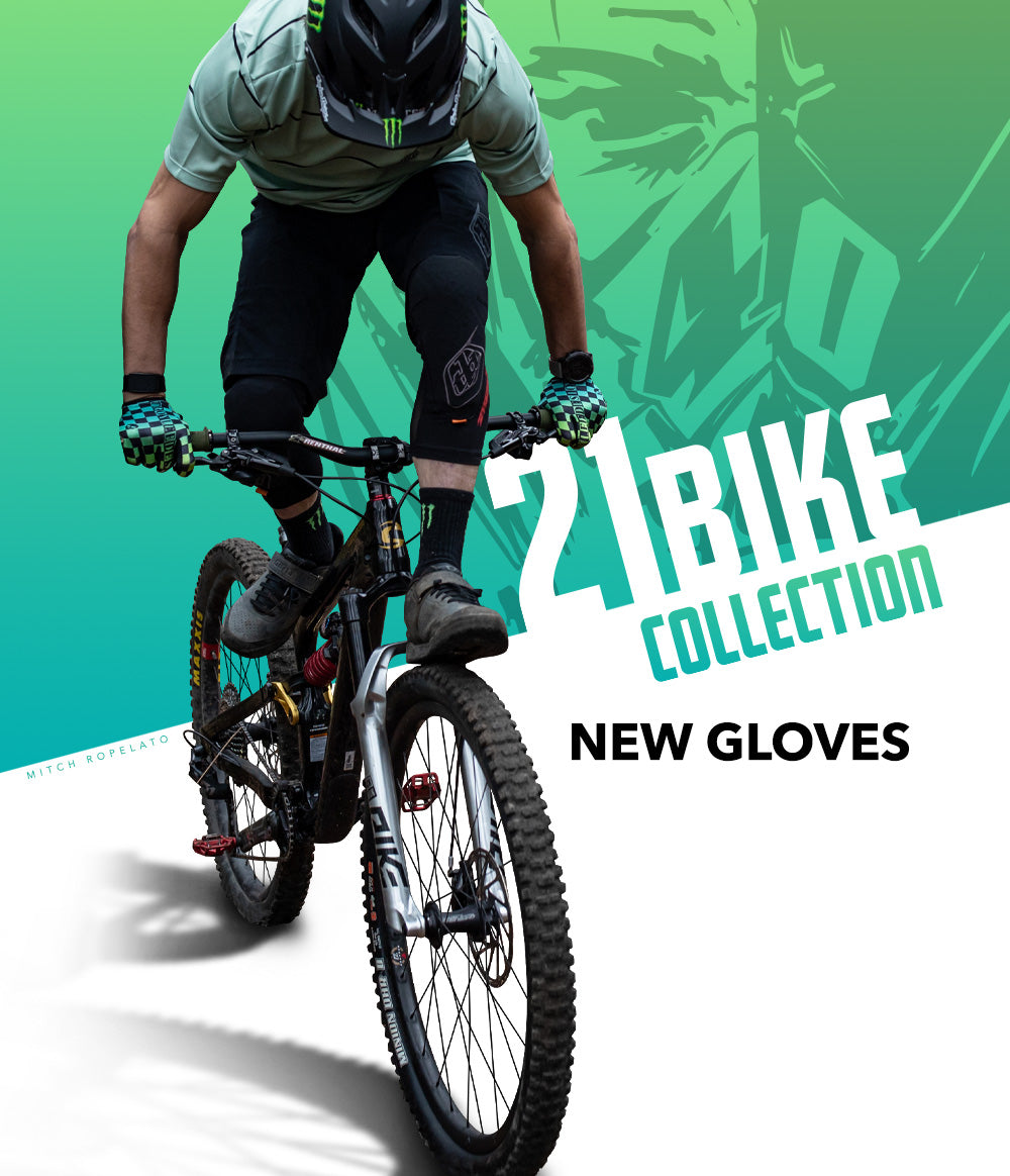 New Bike Gloves Image