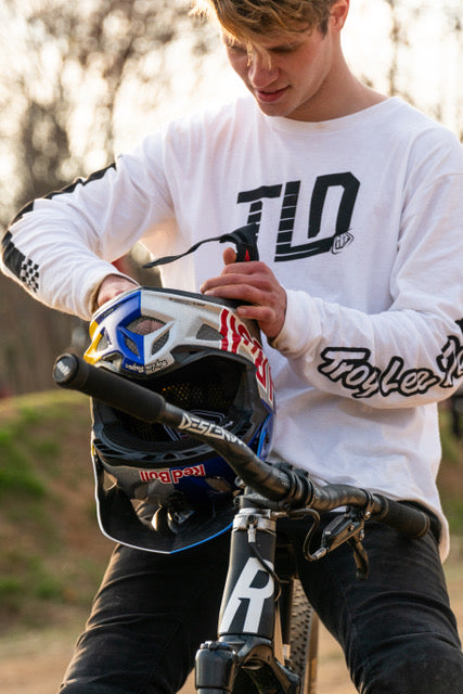 Erik Fedko La Poma 2019 Joins Troy Lee Designs