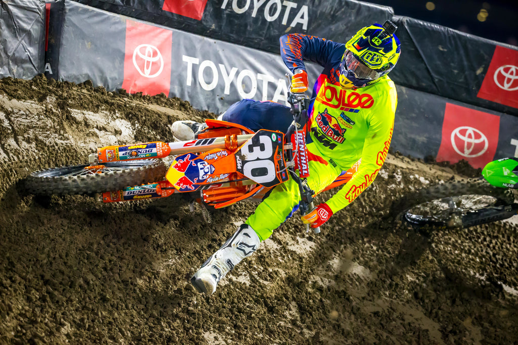 TLD Hartranft at A2  - Second Consecutive Podium
