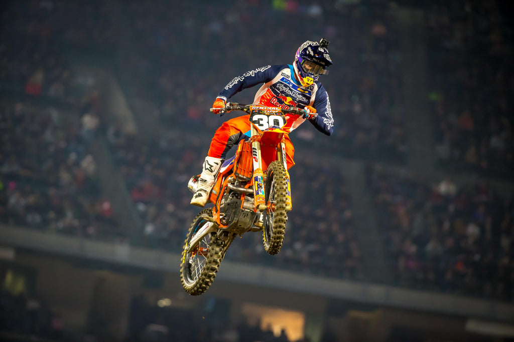 Hartranft at Anaheim A1 - Troy Lee Designs