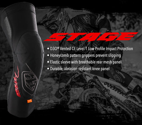 Stage Knee Pads