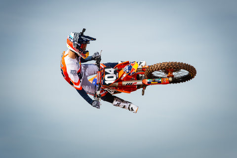 Troy Lee Designs KTM Red Bull Rider Brian Moreau for 2020