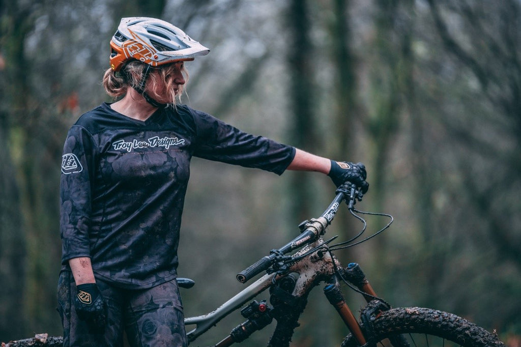 The Future of Women's Mountain Bike Gear from Troy Lee Designs