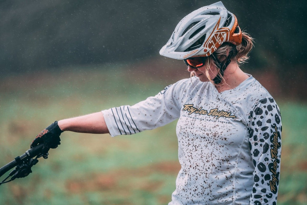 Women's Mountain Bike Mischief Line from Troy Lee Designs