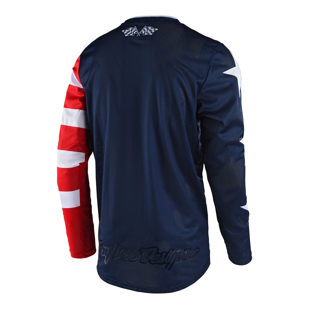 GP AIR JERSEY AMERICANA NAVY