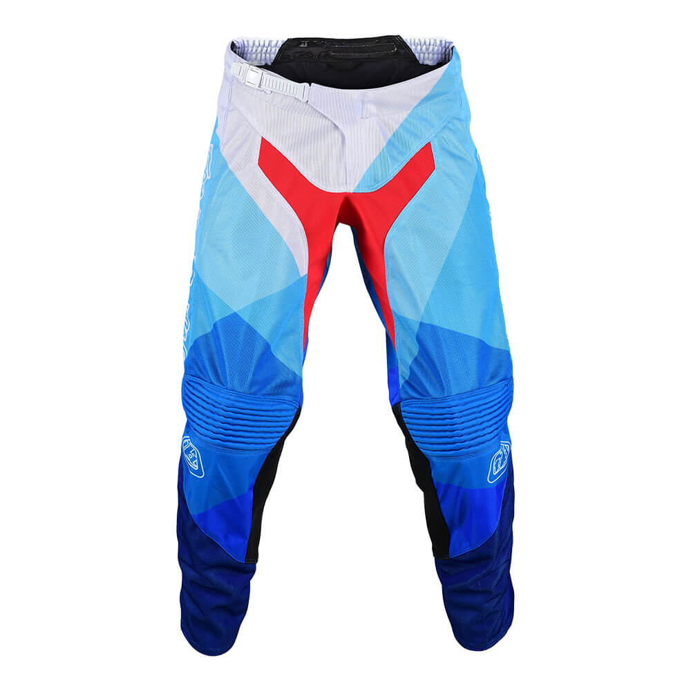 GP AIR PANT JET WHITE / BLUE