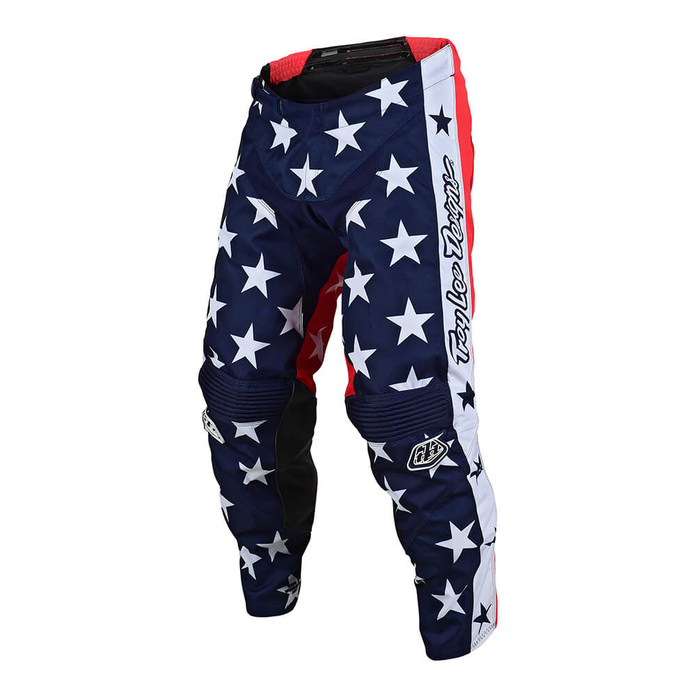 YOUTH GP PANT NAVY / RED