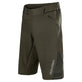 RUCKUS SHORT W/LINER SOLID DIRT