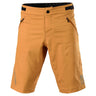 SKYLINE SHORT W/LINER SOLID BOURBON