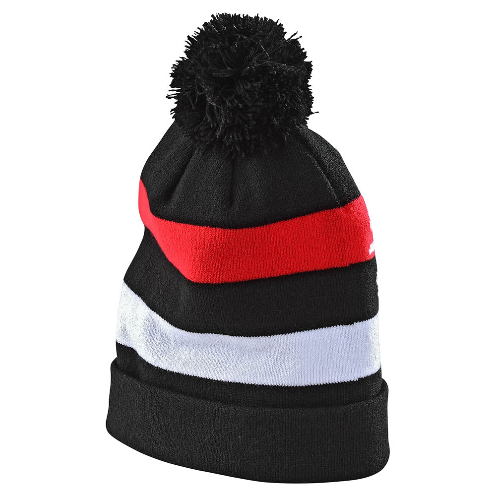 POM BEANIE SRAM RACING BLOCK BLACK