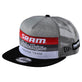SNAPBACK HAT SRAM RACING BLOCK HEATHER