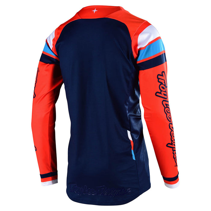 SE JERSEY SECA ORANGE / DARK NAVY