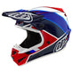 SE4 POLYACRYLITE HELMET W/MIPS BETA RED / BLUE
