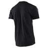 SHORT SLEEVE TEE SRAM RACING BLOCK BLACK