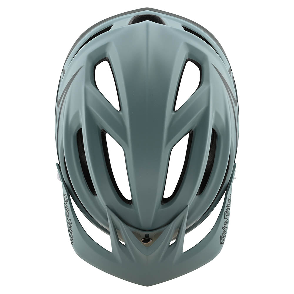 A2 HELMETS W/MIPS DECOY SILVER BLUE / GREEN