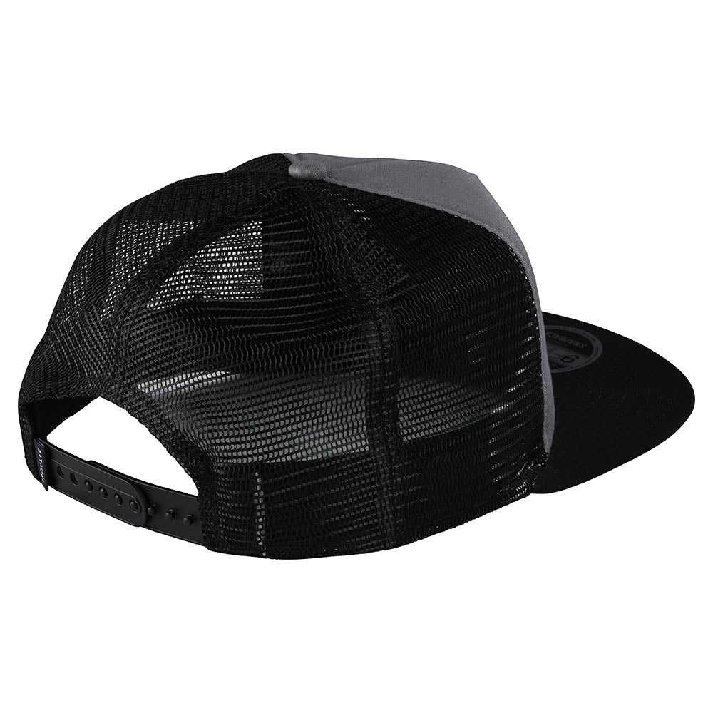 SNAPBACK HAT BLOCKWORKS GRAPHITE / BLACK