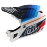 D4 CARBON HELMET W/MIPS MIRAGE NAVY / WHITE