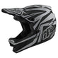 D4 COMPOSITE HELMET W/MIPS SLASH BLACK / SILVER