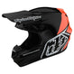GP HELMET NO MIPS BLOCK BLACK / ORANGE